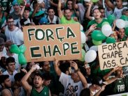 Chapecoense change club crest to honour 'eternal champions' who died