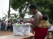 Ghana votes in hotly contested presidential elections