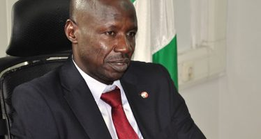 Please have mercy on Magu, Buhari appeals to Senate