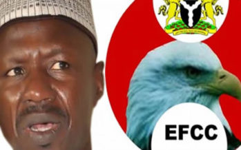 Certificate Scandal: Watch video of EFCC boss claiming he attended ABU while his profile on EFCC website states otherwise