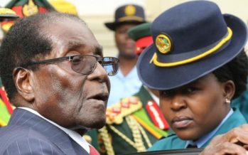 Zimbabwe's Mugabe confirmed as ruling party candidate for 2018
