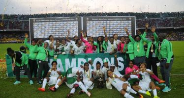 Super Falcons Grab N4.88m Each, Federal Govt. Releases Fund To NFF