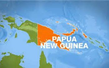 Tsunami warning issued after earthquake off Papua New Guinea.