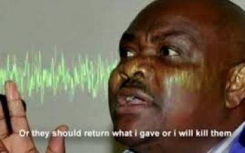 Police to investigate Gov. Wike over alleged audio comments on re-run election