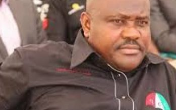 2019: Wike desperately lobbies PDP leaders for Vice Presidential slot