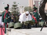 Armed Forces Remembrance Day: salute to gallantry