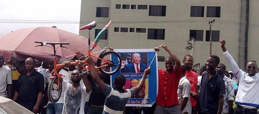 Pro-Biafra Trump rally: Army brutalizes The AUTHORITY Editor in Rivers