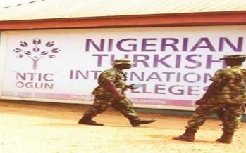 'How kidnappers broke into Turkish school'