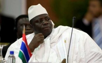 Four Gambian ministers resign