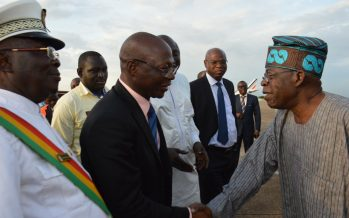 How Tinubu's private jet was reportedly used in flying Jammeh, 'loot,' out of Gambia