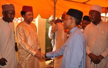 Game of wits as el-Rufai, Sani re-strategize ahead of 2019 political war