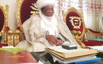 Emir of Zuru tasks youths on self reliance