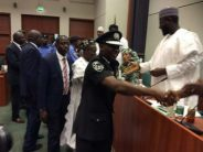 IGP appears before House Of Rep over alleged diversion of Police fund (Photos)