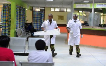 Kenya doctors reject offer as strike hits second month