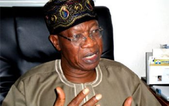I never said Buhari would now work from home- Lai Mohammed