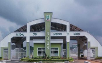 NOUN holds 6th Pre- convocation Lecture