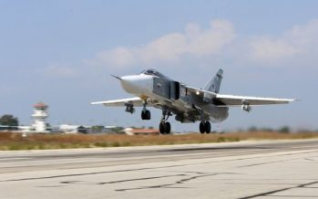 Syria conflict: Russia and Turkey 'in first joint air strikes on IS'