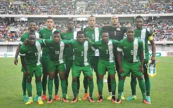Iwobi strike takes Nigeria to Russia