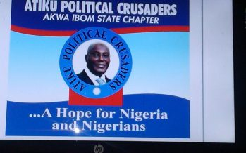 Youth group throws its weight behind Atiku's presidential aspiration