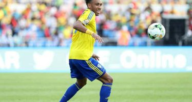 AFCON: Aubameyang scores again as Gabon, Burkina faso draw