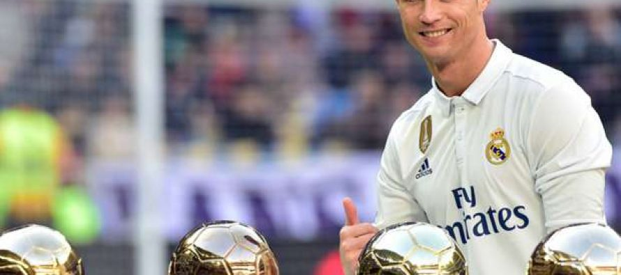 Ronaldo beats Messi AGAIN – Real Madrid ace football's most marketable star