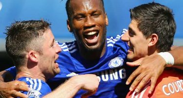 Drogba returns to Chelsea…again!