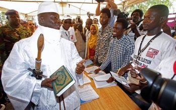 Volte face- Jammeh seeks reconciliation, appoints mediator with Barrow