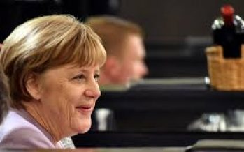 Merkel urges United States to stick to international cooperation