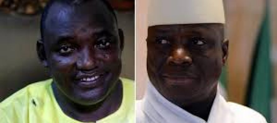 West African leaders set four-day deadline to resolve Gambia crisis