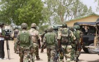 Troops rescue 58 people in 2 days