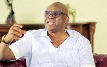 Fayose is now the new chairman of PDP governors forum