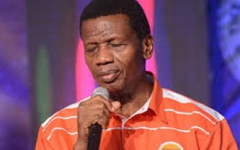 FG suspends FRN code that forced Adeboye out of RCCG Nigeria post