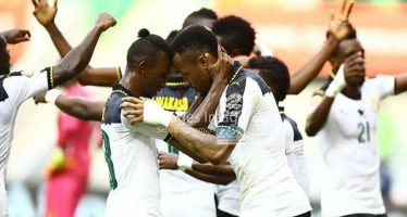 AFCON 2017: Gyan's Goal Vs Mali Sends Ghana into Quarter-finals