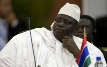 Gambia's Jammeh following Buhari, Mahama's footsteps – Falana
