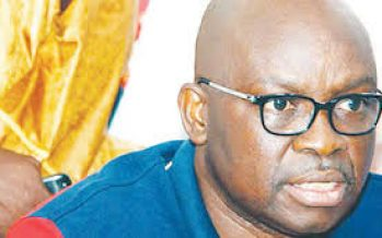 Fayose gets N8.8b paris loan refund