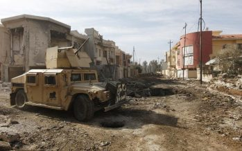 Iraqi forces take complete control of eastern Mosul: Defense ministry
