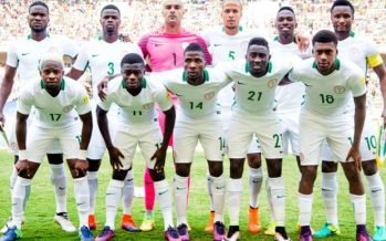 Afcon qualifying draw: Nigeria pairs South Africa, Libya and Seychelles