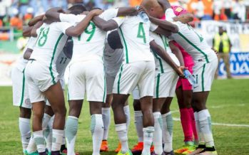 Super Eagles will make amends for Africa Cup of Nations blackout, says Pinnick