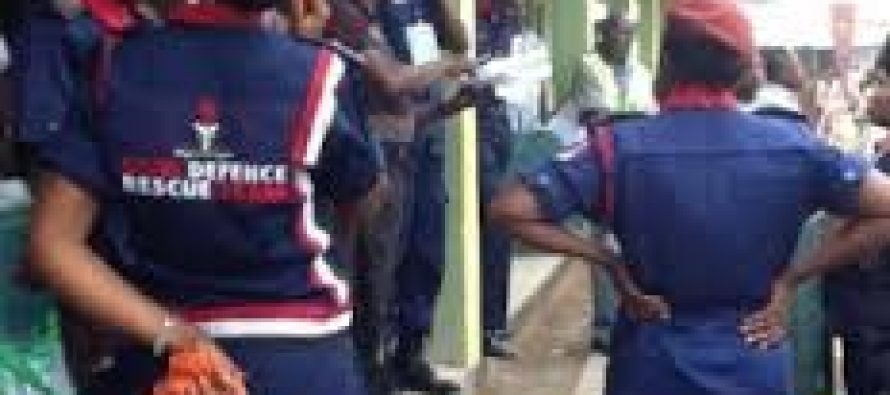 Fayose shuts NSCDC headquarters in Ekiti