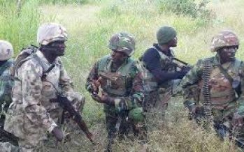 Army recover more Boko Haram items in Sambisa