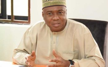 Saraki leads Senate team to German Parliament