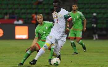 AFCON: Algeria crash out as Senegal set up Cameroon clash