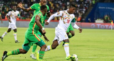 AFCON 2017: Mane, Saivet's goals fire Senegal past Zimbabwe, into quarter-finals