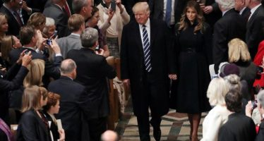 Trump heads to CIA after feud with intelligence agencies