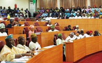 Lagos Assembly passes 2017 Appropriation Bill