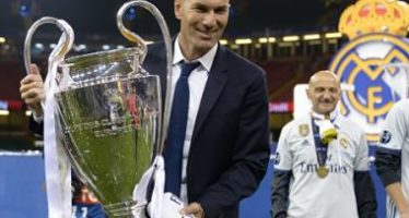 Zidane agrees new Madrid deal