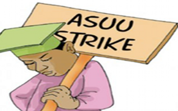 Asuu Strike: Time to sheath the swords