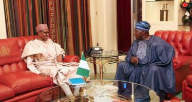VOX POP: How Would You React To Obasanjo's Letter To Buhari?