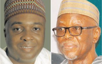 Saraki blasts Oyegun