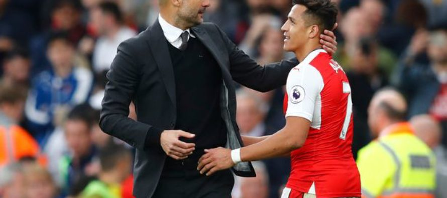 Man City to sign Sanchez from Arsenal